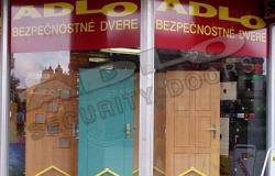 b93a31da05 Bezpečnostné dvere Trenčín - predajňa ADLO